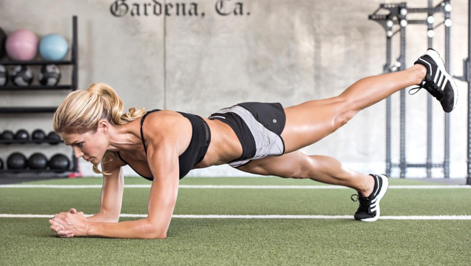 Γυμναστική λίγο πριν – λίγο μετά τα 40