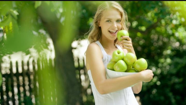 Γιατί επιλέγουμε τα πράσινα μήλα